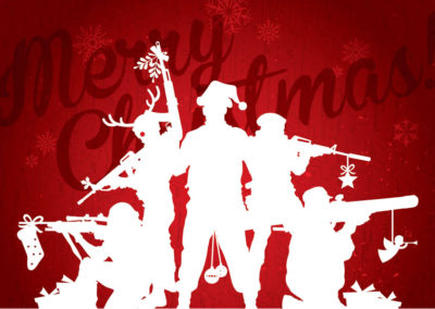 Christmas Carnage Carnival – NZ Airsoft 17th Dec